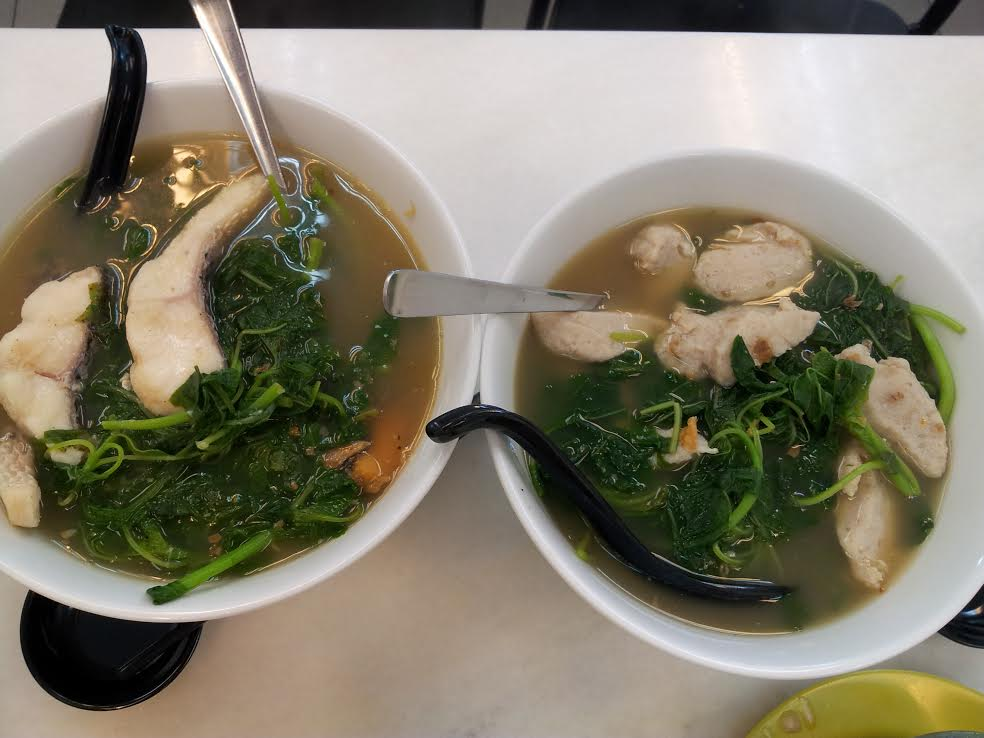 Fish head noodle 3