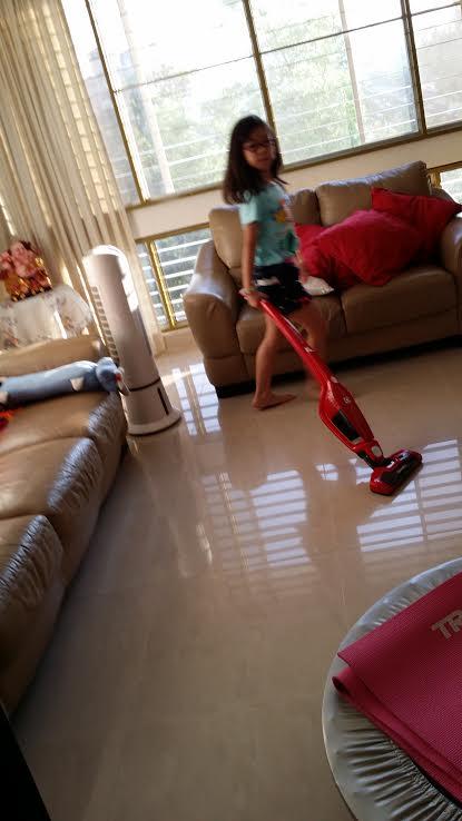 Electrolux vacuum 2